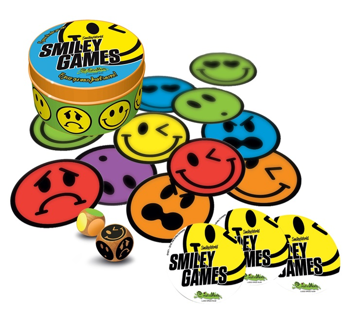 Smiley Games