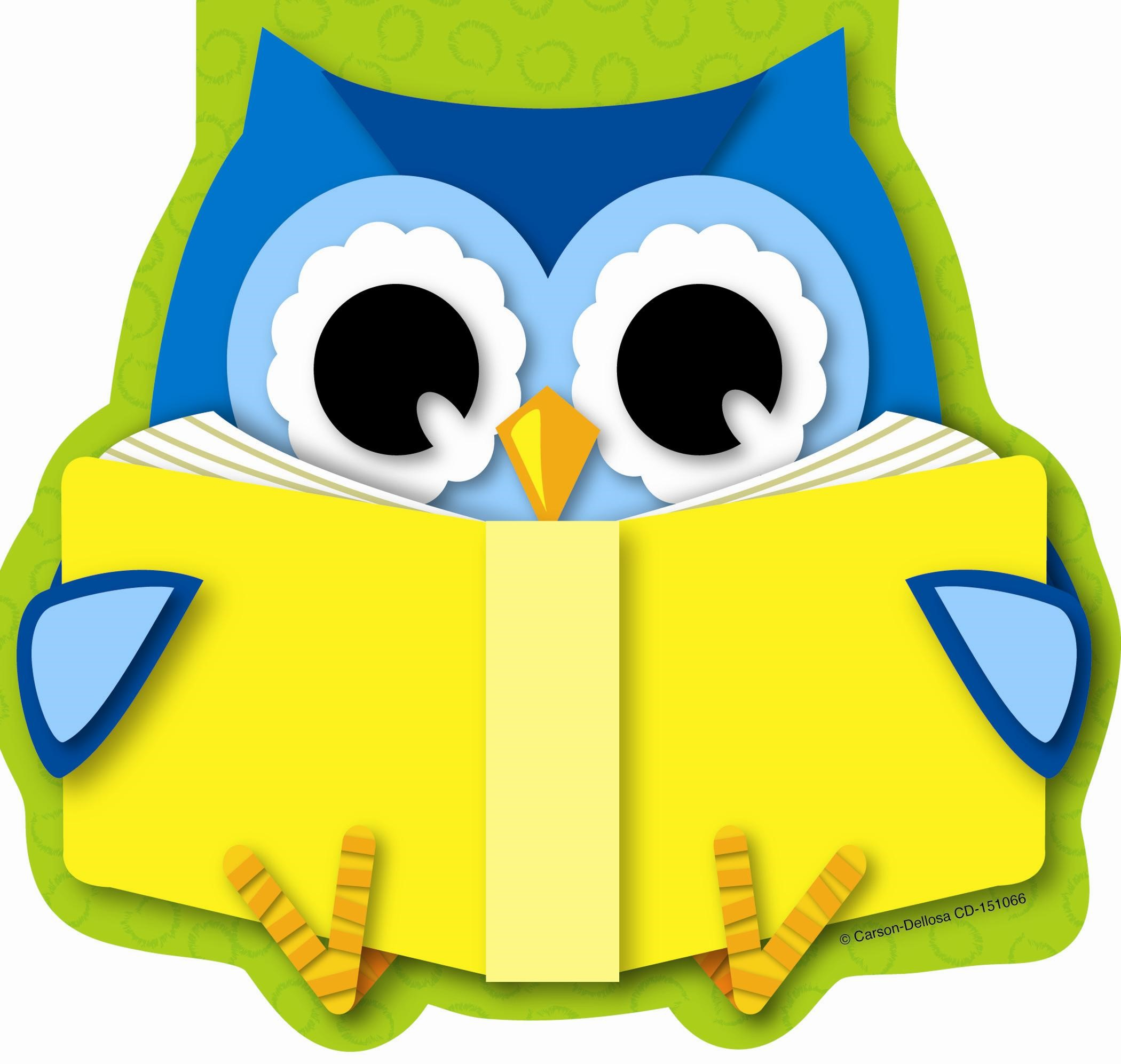 Calepin g ant hibou livre scolart - Clipart bricolage ...